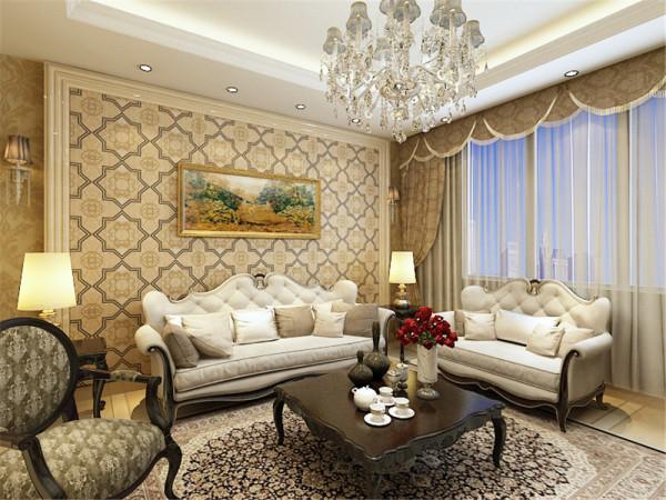 本案为紫竹华庭2期2室2厅一厨一卫88平米的户型,本案围绕简欧风格为主题,简约欧式风格沿袭古典欧式风格的主元素,融入了现代的生活元素。