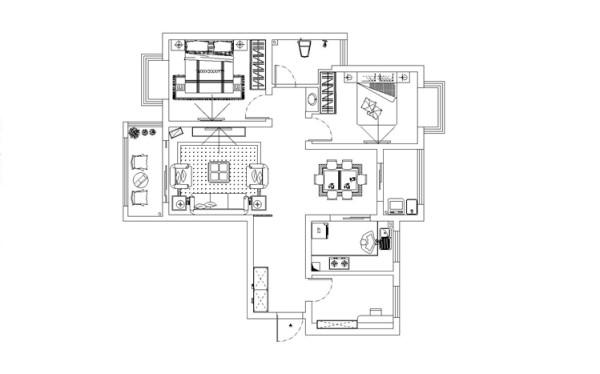 正商城113平户型图