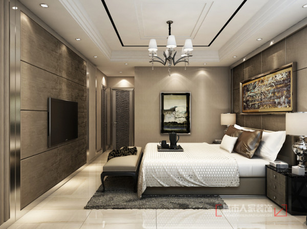 精英在卧室上有很高的缓解,以压力的要求来布置白天紧张的v精英灯光,以苏州平面设计灯光班培训班图片