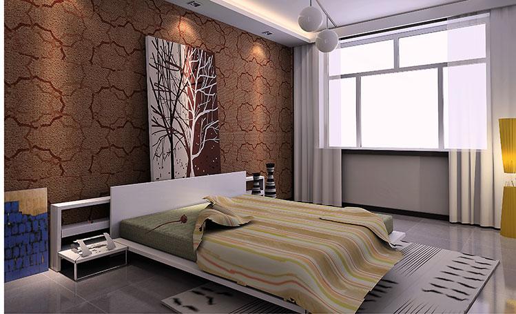 简约 三居 卧室图片来自郑州实创装饰-杨淑平在正商新蓝钻127平时尚简约设计图的分享