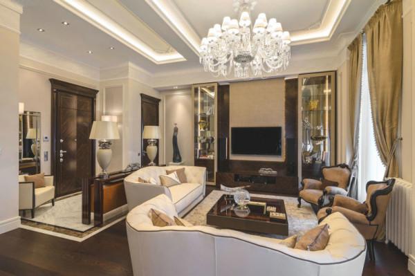 慕和南道 148平米 法式风格 四室