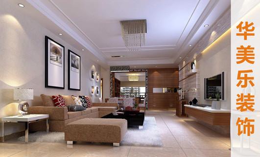 质朴感强烈的客厅。