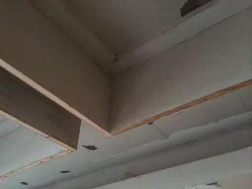 二、框架的内部空间高度最好25—30公分,高度在25公分以上灯光才能更好地被软膜散开;