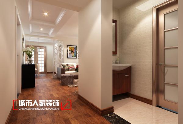 卫生间位置的设计效果