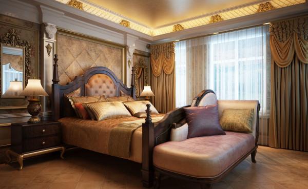 卧室是住宅中一个非常重要的环境之一,在这里我们可以完全地放松,可以让自己变得更有活力,在漫长而又喧闹的工作时间结束后,回到一个温馨、舒适而又安静的卧室,可以在里面让心情放松、平静下来。