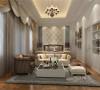 龙湖好望山别墅户型装修现代简约风格设计方案——上海聚通装潢最新别墅在建工地设计案例!