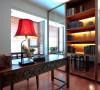 鲁能七号院中式风格装修设计案例