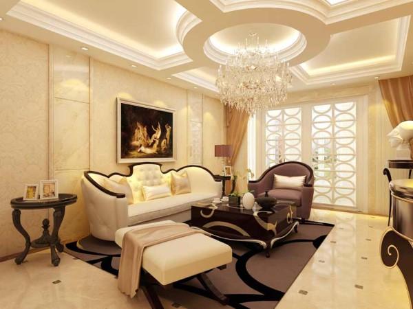 欧式沙发是舒适与奢华共存的典范
