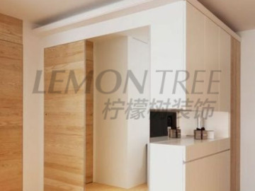 极简主义公寓风格设计