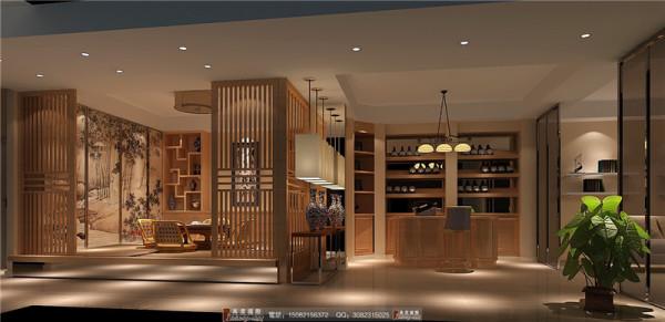 恒大金碧天下休息室细节效果图-成都高度国际装饰