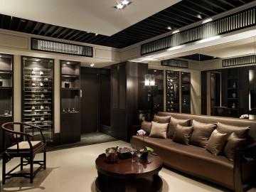 新中式风格远洋天著装修设计案例