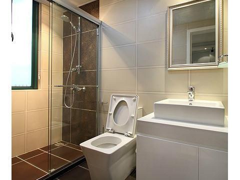 现代三居今朝装饰新房装修80后设计装饰装修卫生间装修效果图片 装高清图片