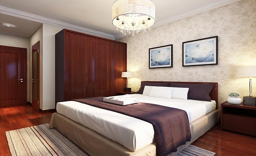 简约 二居 收纳 80后 小资 卧室图片来自多芬宝贝在简约的中式风格的分享