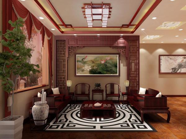 茶谈室、书房