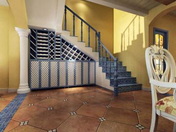 孔雀城别墅装修设计案例