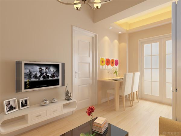 该户户型是一商校两室一厅一厨一卫60平米户型。该户户型的定位是现代简约户型