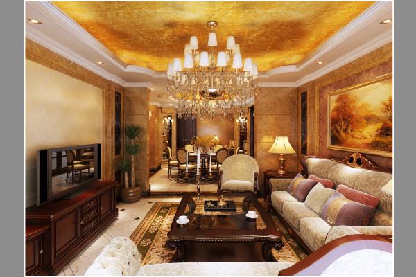 合肥川豪装饰经典装修设计风格欣赏 欧式奢华风格效果图,欧式风格家居生活突出艺术效果,在宏大的空间中追求宁静和谐,在豪华浪漫中演绎生活的机情。
