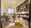 现代简约风格三居室质朴温馨居