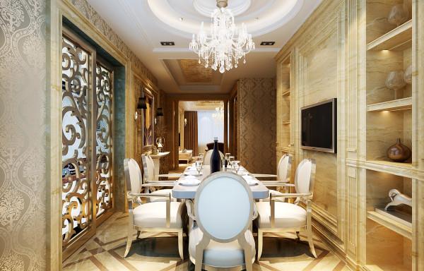 经典欧式风格餐厅