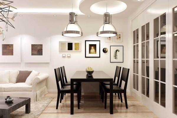 设计上注重功能,简化设计,线条简练,多用明快色调。设计师注重流畅的线条设计,代表了一种简洁的时尚,北欧风格的一个重要特点,就是黑白色的使用,在设计中,色彩选择搭配,明朗干净。