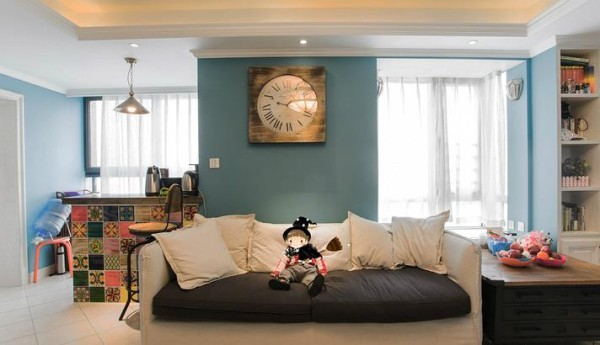 客厅沙发去