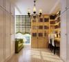 玉泉营公寓——现代简约风格空间
