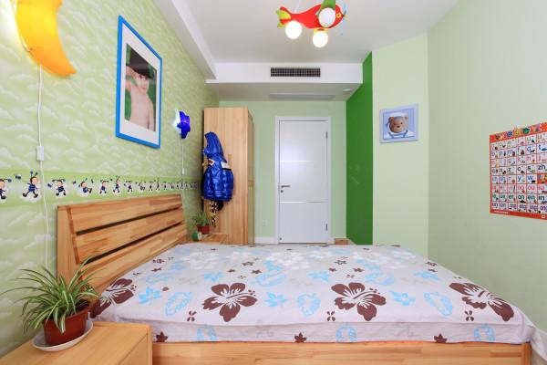 儿童房设计效果2
