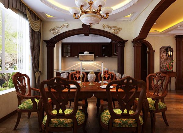 古朴的色调、天然的材质和深沉而含蓄奢华的风格,配以高度设计感的棚面造型,这不仅仅是温饱的地方更体现了户主的至高享受。