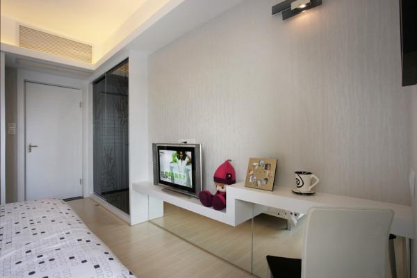 卧室电视墙设计效果