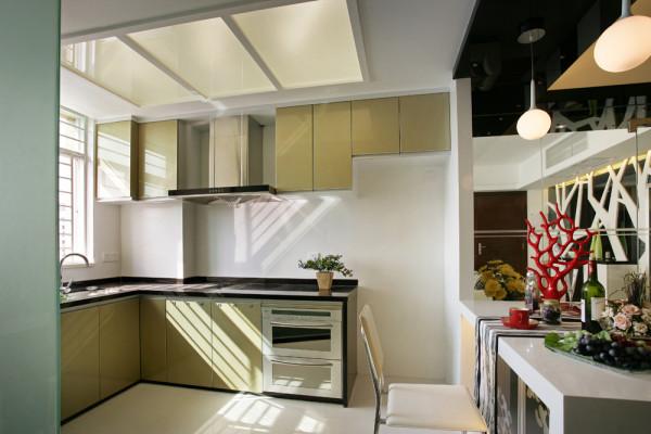 厨房设计效果