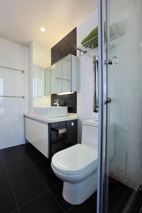 卫生间设计效果2