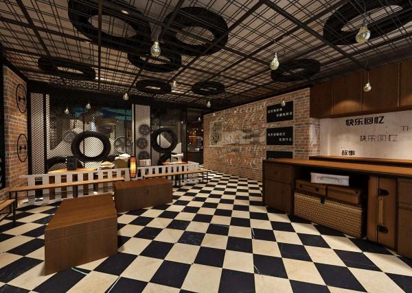 上海赫筑餐饮设计案例