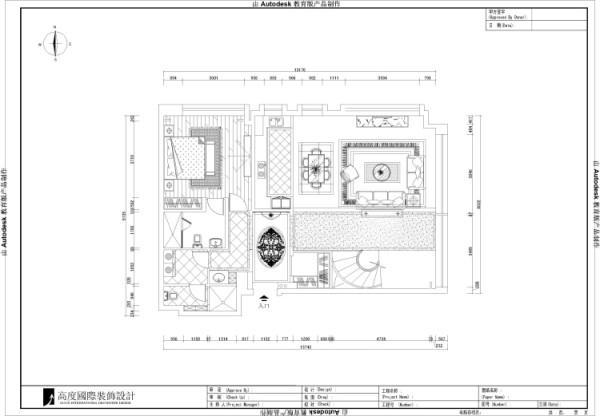 林肯公园 项目户型:四室二厅三卫 居住人口:3口人 项目类别:公寓