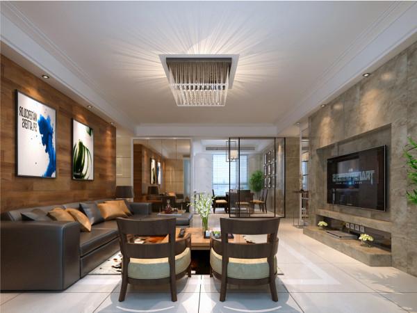 中海奥龙观邸四居室户型装修设计方案展示,济南设计师高芳最新设计案例,欢迎品鉴!