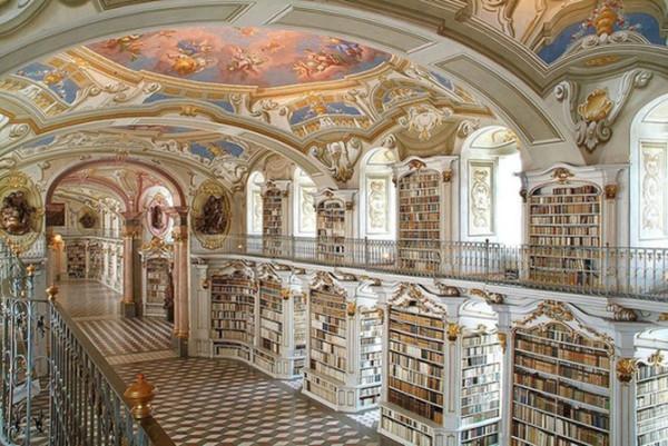 阿尔蒙特图书馆