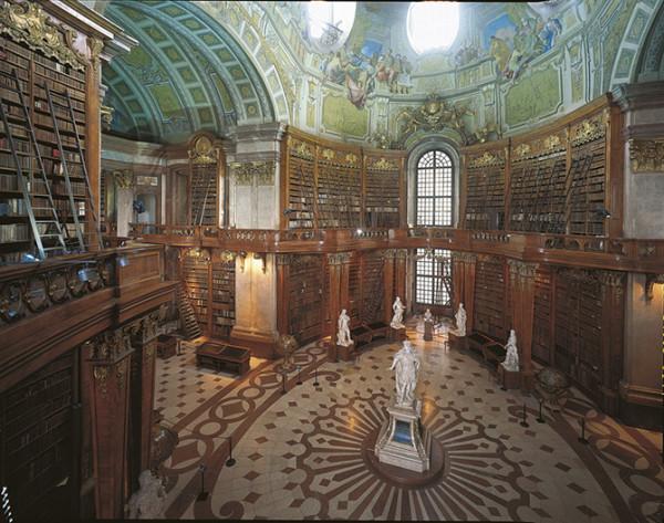 奥地利国家图书馆