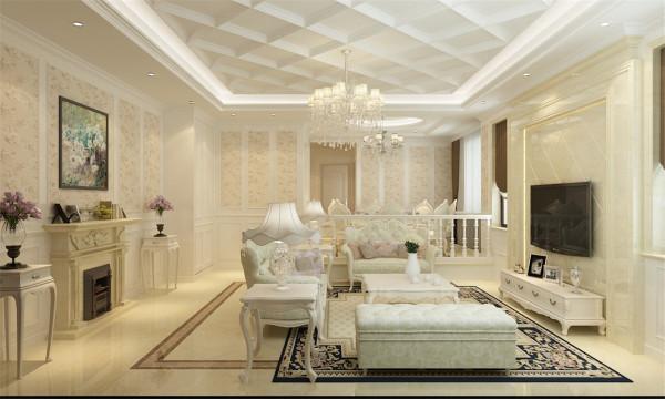 绿洲香格丽花园别墅装修欧式风格设计方案展示——上海聚通装潢最新设计案例,欢迎品鉴!
