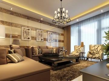 现代简约一居室
