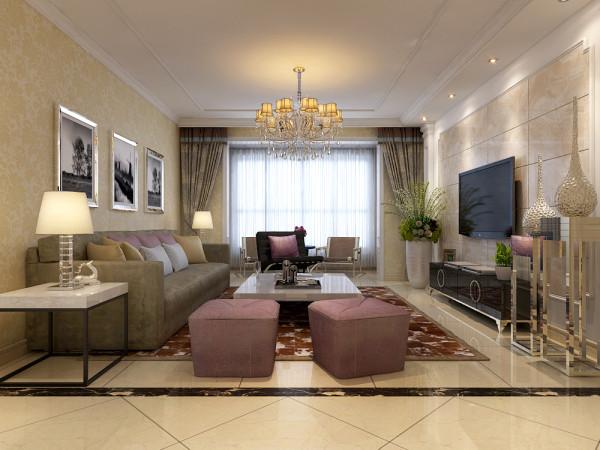 客厅装饰设计效果