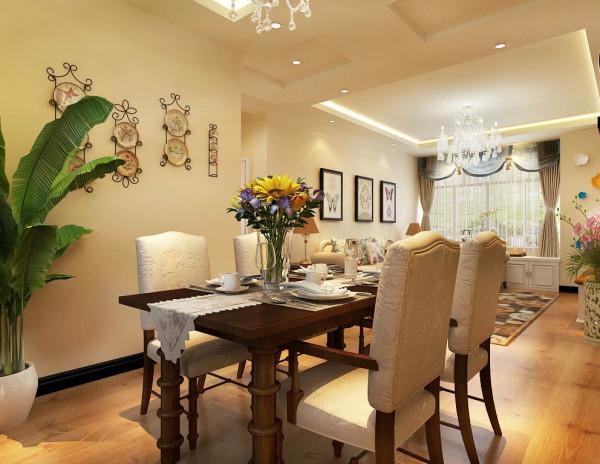 餐厅运用了橡木方形桌子,让一家人能够舒心的在一起吃饭,尽享美丽时光,用水晶造型灯以及富有艺术感的座椅讲述着一个关于家的故事。