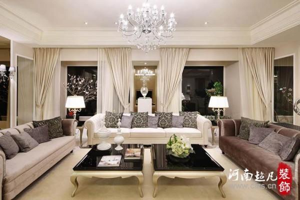 完美的客厅