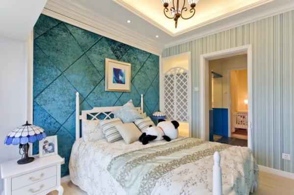 光华逸家 106平米 地中海式 三室