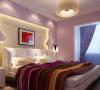 如画般色彩斑斓的二居室