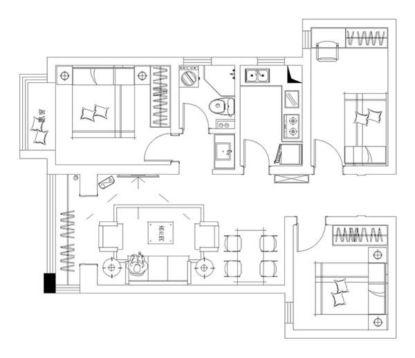 厨房套餐装修含的项目: 1厨柜1套(含地柜及台面3延米以内、吊柜1米内,水槽、龙头、角阀及下水) 2墙地砖(满铺) 3厨房阳台含墙、顶面基层处理、刷漆和铺地砖 4铝扣板吊顶(满铺) 5门及门锁、合页、门吸 6过门石 7地漏