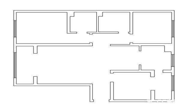 上东城装修平面图