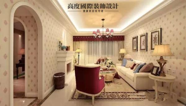 90平米房子精设计成为视觉120平的!!赞