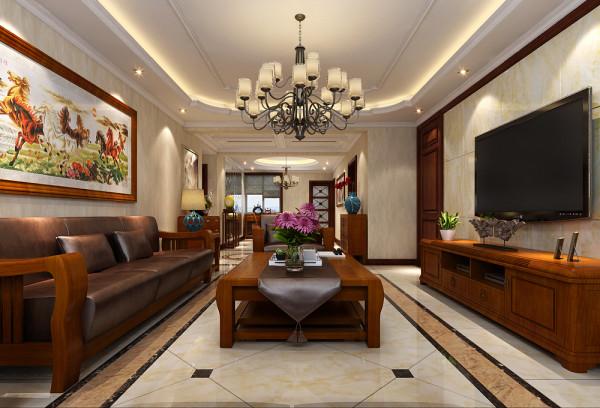 客厅茶几设计效果及客厅吊顶