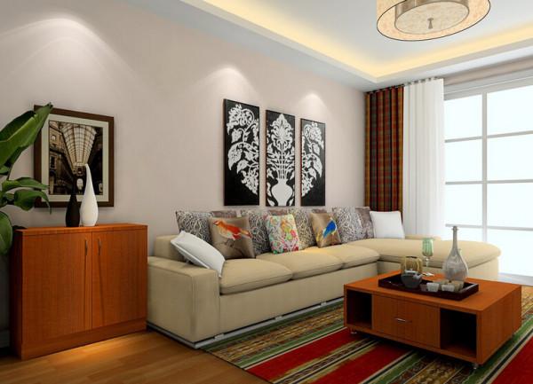 板材稳重时尚的芭堤雅风格,在沉稳的深色黄色彩搭配与整个空间的灯光融合下,使得整个空间更加舒适。 推荐人群: 热情不乏稳重,理性不失格调