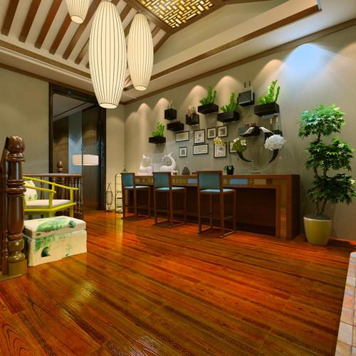 复式 别墅 客厅图片来自孙文强在晋城中式风格图片