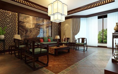 丽,丽主要说的是中式风格住宅中的明式家具那种体态秀丽、形象淳朴、造型干练的特点。而且其非常的注意意匠美,注重面上的处理,比例掌握的也很合度,线脚运用的也非常适当。